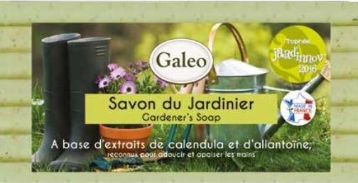 Savon du jardinier galeo galeo papeterie belgique for Jardinier belgique