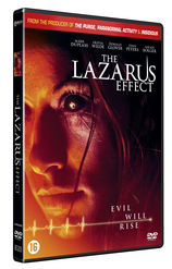 Vente DVD : LAZARUS EFFECT  - David Guelb