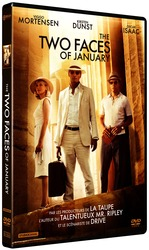 Vente DVD : TWO FACES OF JANUARY  - Hossein Amini