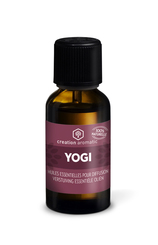Vente  Synergie à diffuser Yogi 10ml  - Creation Aromatic