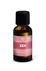 Vente  Synergie à diffuser Zen 10ml  - Creation Aromatic