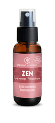Vente  Spray atmosphérique Zen 30 ml  - Creation Aromatic