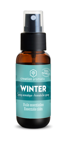 Vente                                 Spray atmosphérique Winter 30 ml                                  - Creation Aromatic                                 - Creation Aromatic