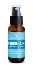 Vente Huiles : Spray atmosphérique Fresh Air 30 ml  - Creation Aromatic - Creation Aromatic