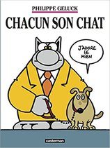 Vente Livres belges : CHACUN SON CHAT  - Philippe Geluck