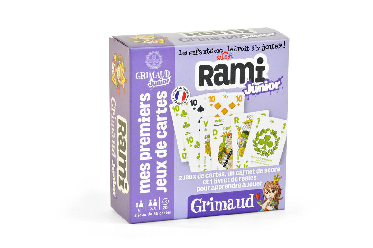 Mini Jeu - Rami Junior