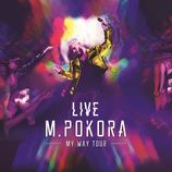 Vente Musique : My Way Tour Live 2cd + dvd  -  M. Pokora
