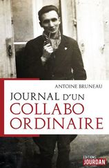 Vente  Journal d'un collabo ordinaire  - Antoine Bruneau