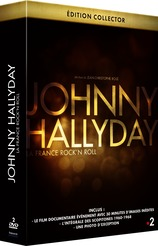 Vente DVD : Johnny Hallyday : la France rock'n roll - 2 Dvd