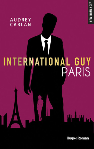 Vente Livre :                                International Guy - Paris                                  - Audrey Carlan