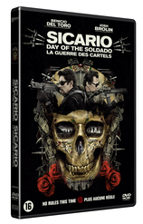 Vente DVD : Sicario 2 day of the soldado  - Stefano Sollima