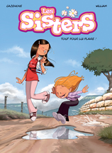 Vente Livre : Les Sisters - Tome 8  - Maury William