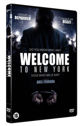 Vente DVD : Welcome To New York  - Belga