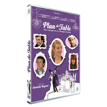 Vente DVD : Plan de Table  - Belga