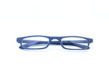 Vente Articles : Lunette de lecture bleue  - Bello Mondo