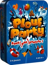 Vente JEUX : Plouf party