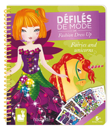 Vente JEUX : Défilés de Mode - Fairies And Unicorns  - Janod