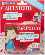 Vente JEUX : Cartatoto - Multiplication