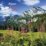 Vente Papeterie : Calendrier Alps 2020