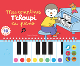 Vente  Mes comptines T'choupi au piano  - Thierry Courtin