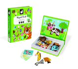 Vente JEUX : Magneti'book Animaux  - Janod