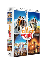 Vente DVD : LE CLUB DES 5 - INTEGRALE