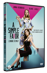 Vente DVD : A SIMPLE FAVOR