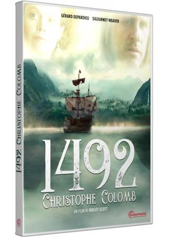 Vente DVD : 1492 CHRISTOPHE COLOMB