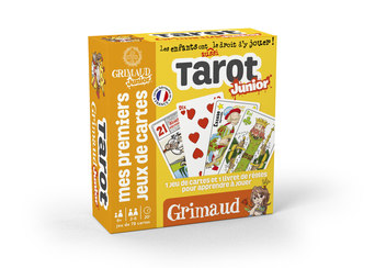 Vente JEUX :                                Tarot Junior