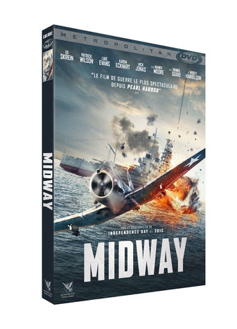 Vente DVD : Midway