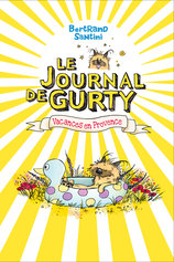 Vente Livre : Le Journal de Gurty  - Bertrand Santini