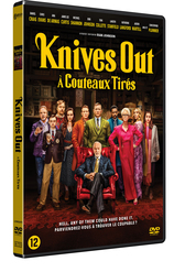 Vente DVD : Knives Out
