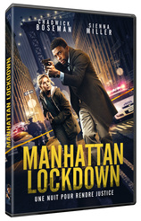 Vente DVD : Manhattan Lockdown