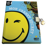 Vente Livre : Mon carnet secret - Smiley