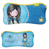 Vente Papeterie : Trousse néoprène Gorjuss- The Little Friend