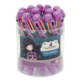 Vente Papeterie : Stylo 8 couleurs Gorguss - Little Song