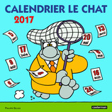"Vente Articles : Calendrier ""Le Chat"" 2017"