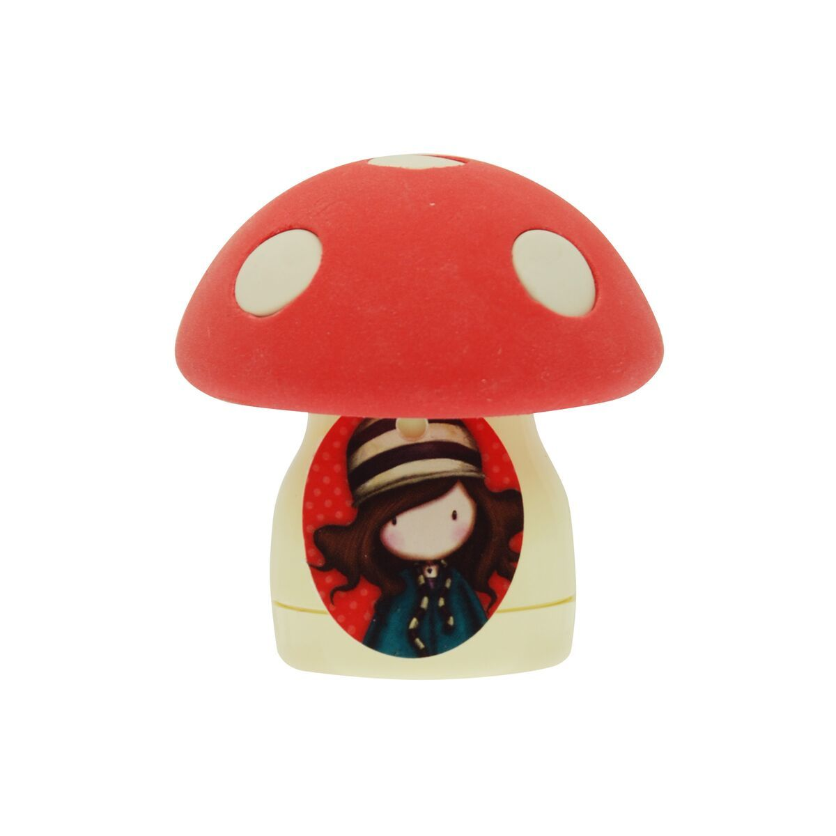 Champignon gomme et taille crayons - Gorjuss