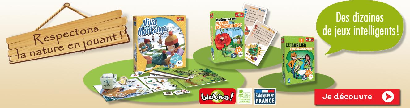 découvrez des jeux qui respectent la nature