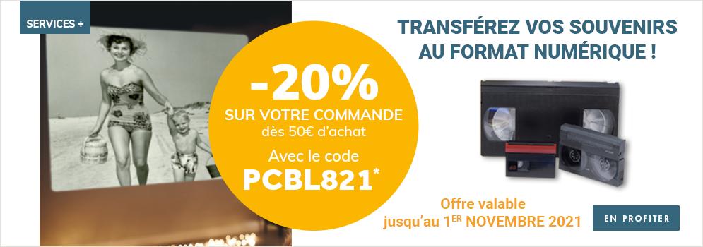 Offre Forever jusqu'au 1er novembre : -20% sur votre commande dès 50€ d'achat avec le code PCFL1021